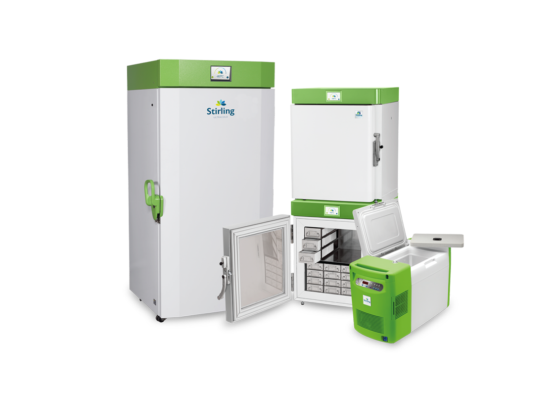 stirling-ULT freezers