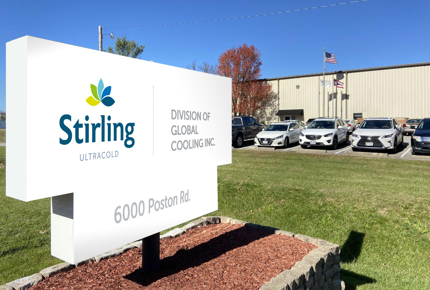 Stirling Signage
